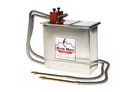 Kool Mist Spray Mist Coolant Systems Metal Cooling